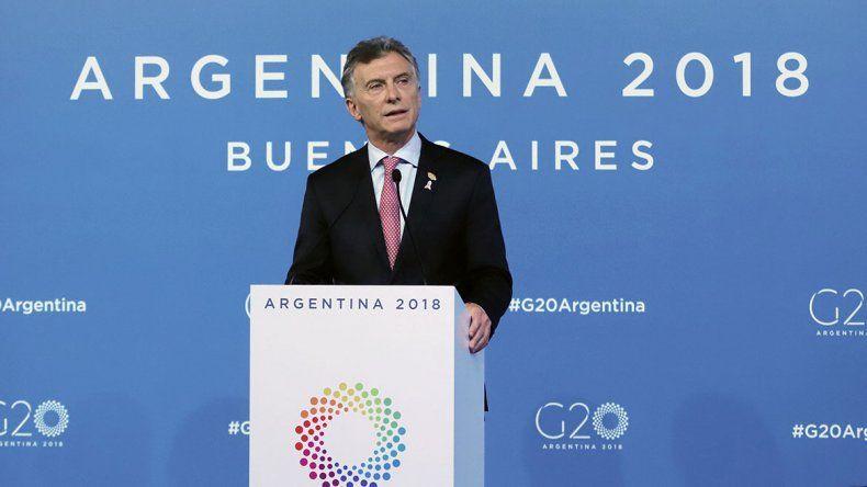 Macri en el final del G20: Cerramos importantes acuerdos