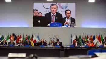 documento completo del g20: los acuerdos y las disidencias