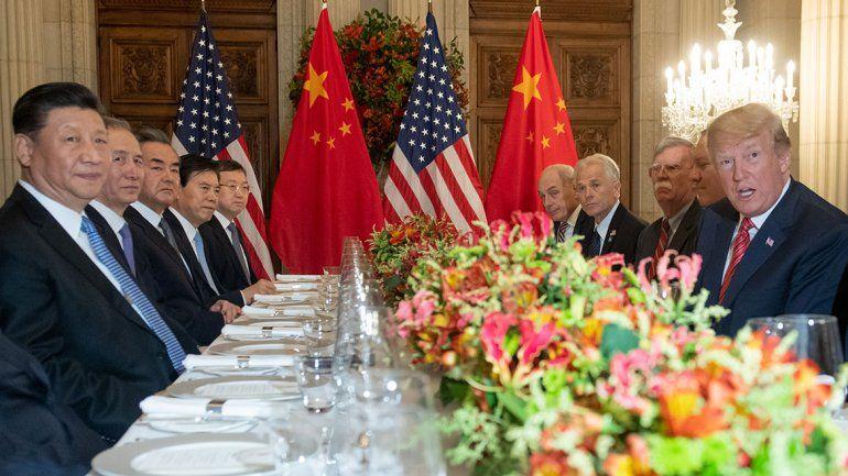 Reunión comercial clave entre Donald Trump y Xi Jinping