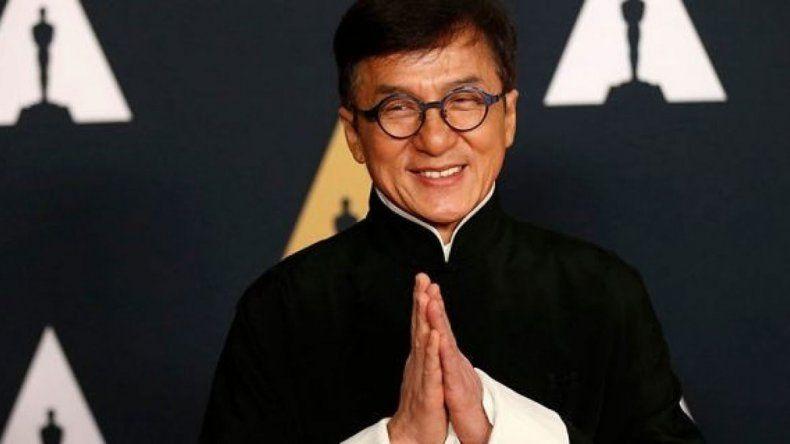 Jackie Chan conmociona con sus confesiones de terror