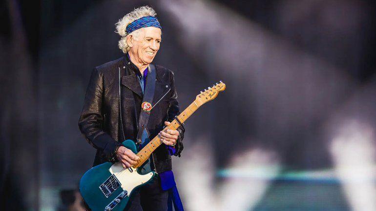 Keith Richards puso en duda el futuro de los Rolling Stones