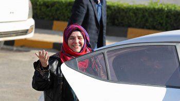 una argentina viajo a siria para casarse y la raptaron