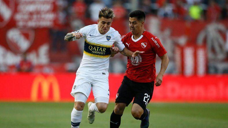 Boca venció al Rojo en un partido emotivo y llega entonado a la Superfinal