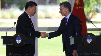 cuanto mas se desarrolle china, mejor le ira al pais