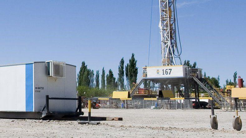 YPF controló la fuga de gas en la EFO