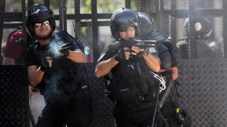 Las fuerzas federales de seguridad podrán disparar sin dar la voz de alto