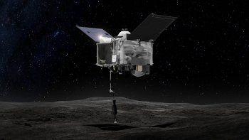osiris-rex: explorando al asteroide mas amenazante