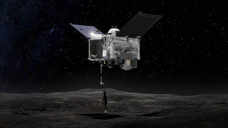 Osiris-Rex: explorando al asteroide más amenazante