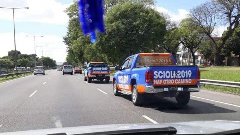 Resultado de imagen para daniel scioli candidato a presidente