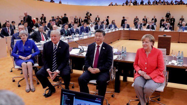 Estados Unidos y China lograron un mínimo pacto