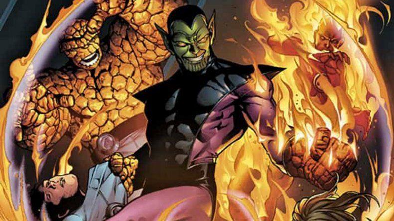 Capitana Marvel lanzó un espectacular último tráiler