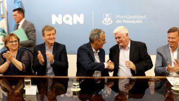 cambio climatico: neuquen se sumo a una red nacional