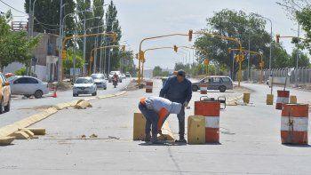 Metrobús: a fin de mes se habilita el tránsito en Avenida del Trabajador