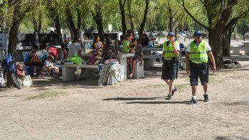 el protocolo de bullrich no regira para la policia local