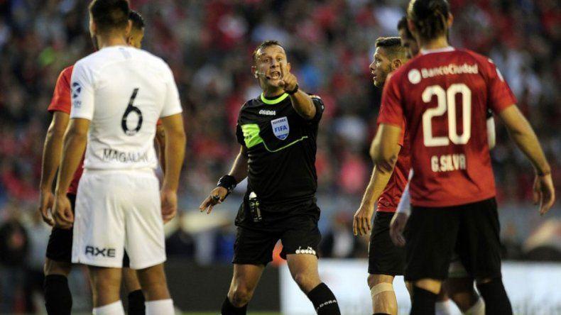 Herrera no recibirá designación en la fecha de Superliga