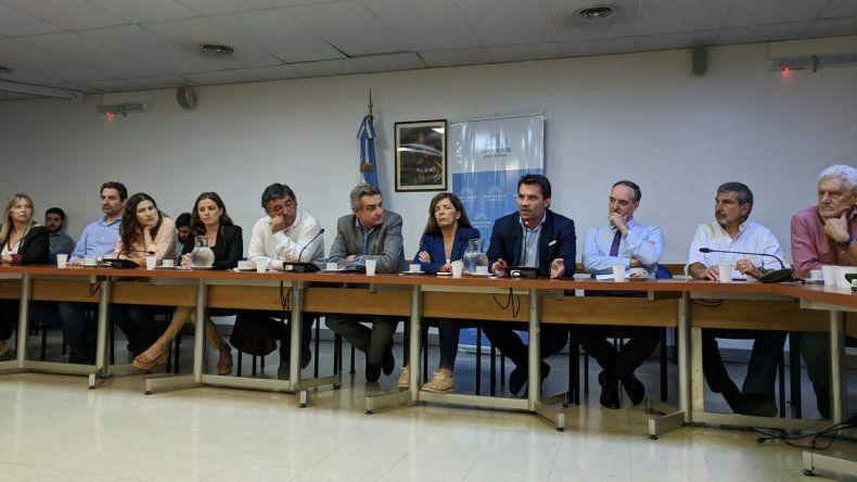 Martínez le reclama a Macri el tratamiento de la ley de alquileres