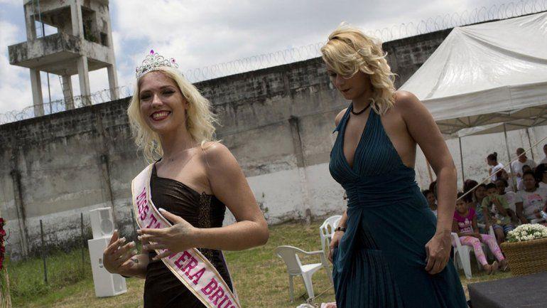 Concurso de belleza en penal de Río