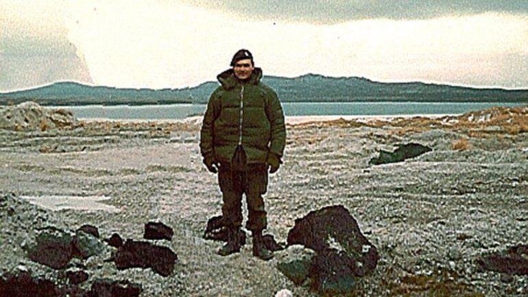 Ya llegaron a Córdoba los restos de un caído en Malvinas