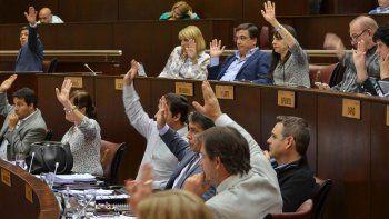 gutierrez ya tiene el presupuesto 2019 aprobado