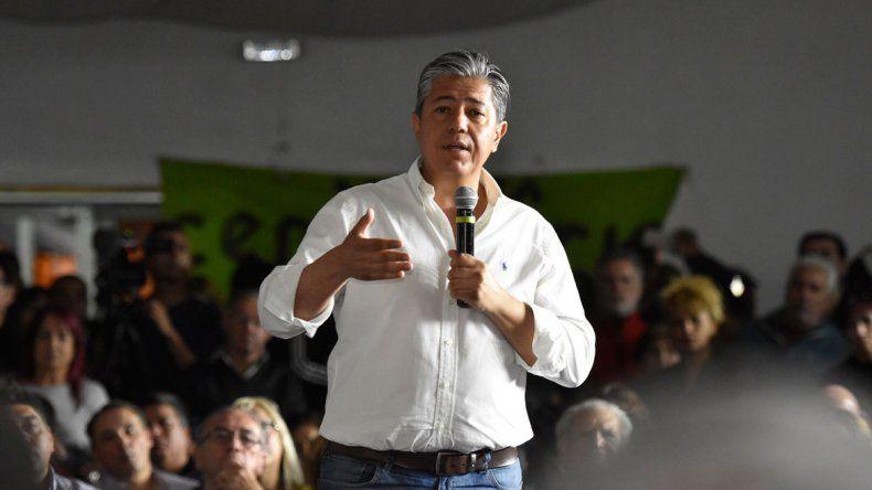 Figueroa no se va del MPN pero será candidato