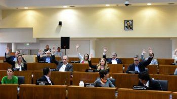 por mayoria, concejales aprobaron el presupuesto municipal 2019
