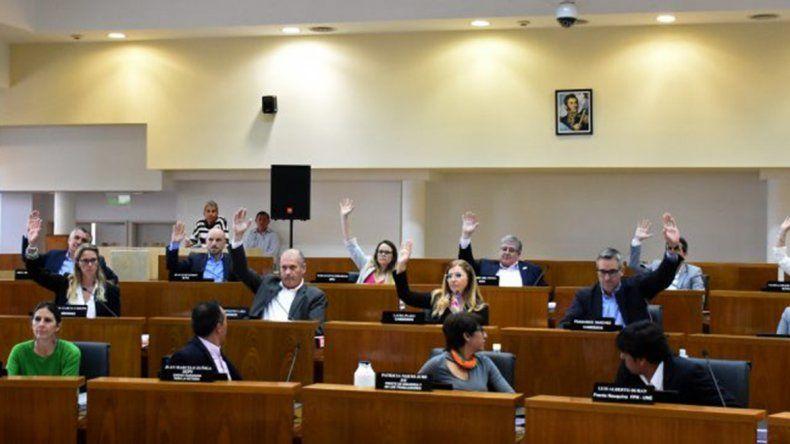 Con voto de la mayoría, concejales aprobaron el presupuesto municipal 2019