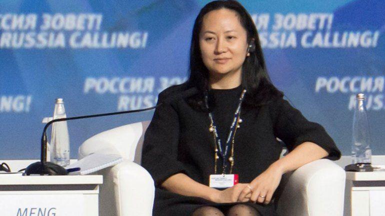 A pedido de EE.UU., detuvieron a la hija del capo de Huawei