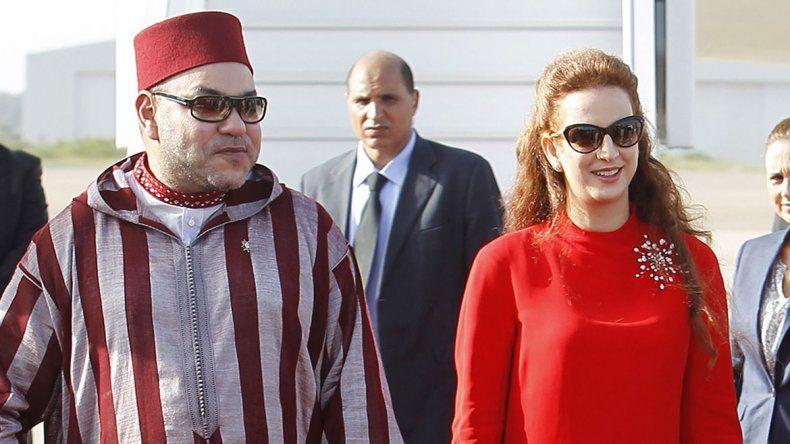 Un año sin noticias de la esposa del rey de Marruecos