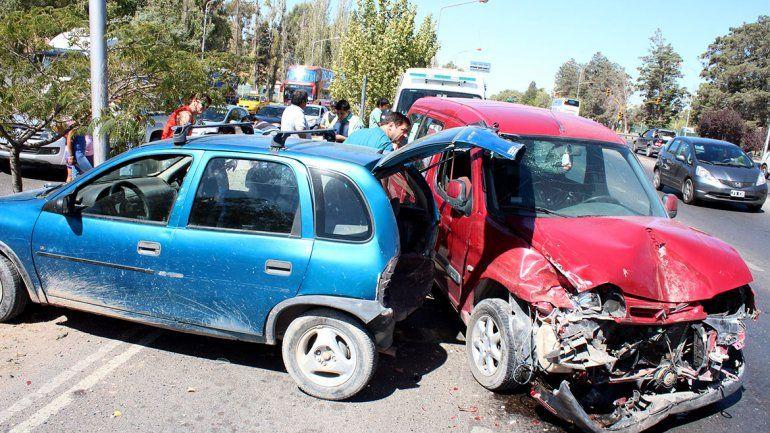 Hay una víctima fatal cada 4 días en accidentes viales