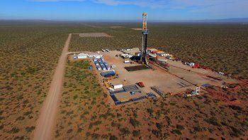 anuncio: vista oil hara 200 pozos shale