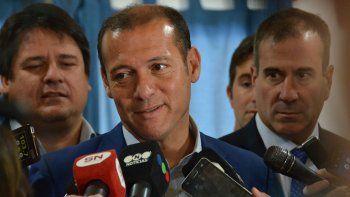 gutierrez salio a marcar la cancha con los votos del mpn