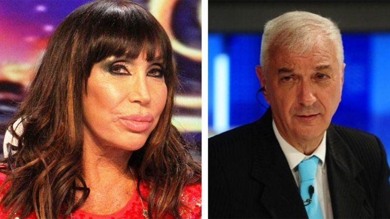 Moria Casan le salió al cruce a Mauro Viale luego de la entrevista a Rodrigo Eguillor