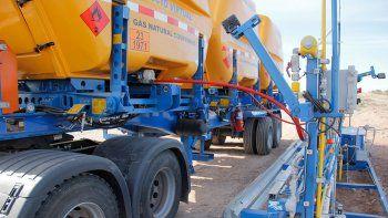 Gasoducto virtual: los camiones le dan vida al GNL