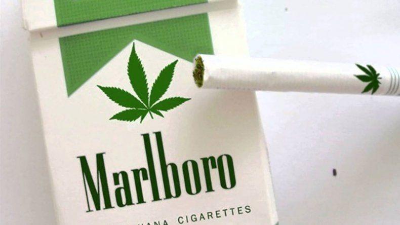Marlboro ya se mete en el mercado de la marihuana
