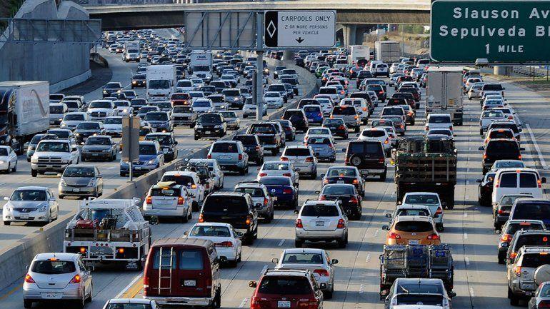 Mucho tráfico eleva el riesgo de obesidad