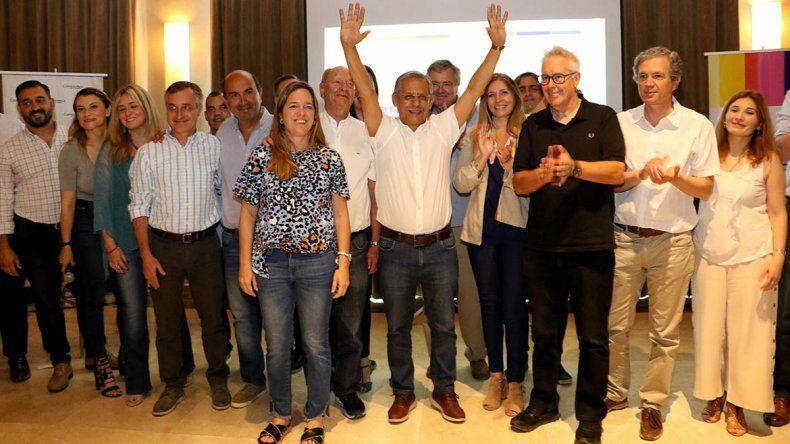 Pechi Quiroga se lanza el viernes como candidato a gobernador