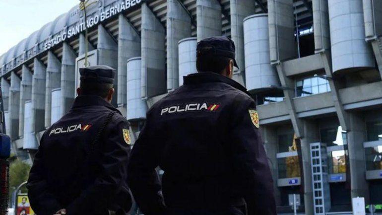 Cómo será el megaoperativo policial en Madrid por la Superfinal