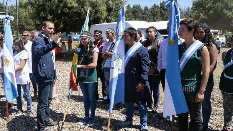 Hermanados e integrados en la interculturalidad vamos a afianzar el desarrollo