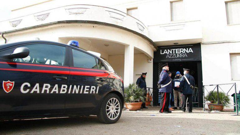 Estampida en una discoteque deja seis fallecidos en Italia