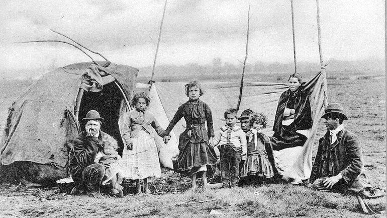 Gitanos: nómades en tierra neuquina