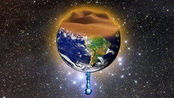 el calentamiento global pulverizo a casi todas las especies del planeta