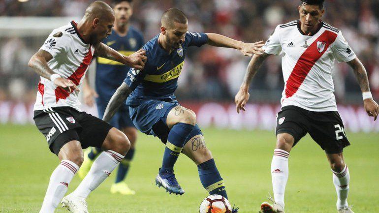 Superfinal: Â¡A por ella! River-Boca con la Copa Libertadores en juego