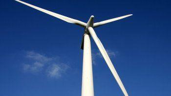la energia eolica viene creciendo con viento a favor
