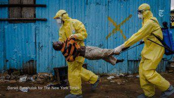 ebola: el brote en el congo es el peor de la historia