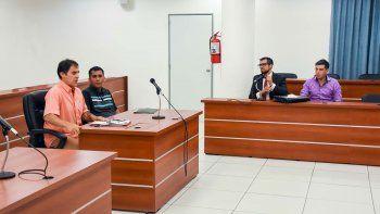 condenan a dos ladrones por el violento robo a una ypf