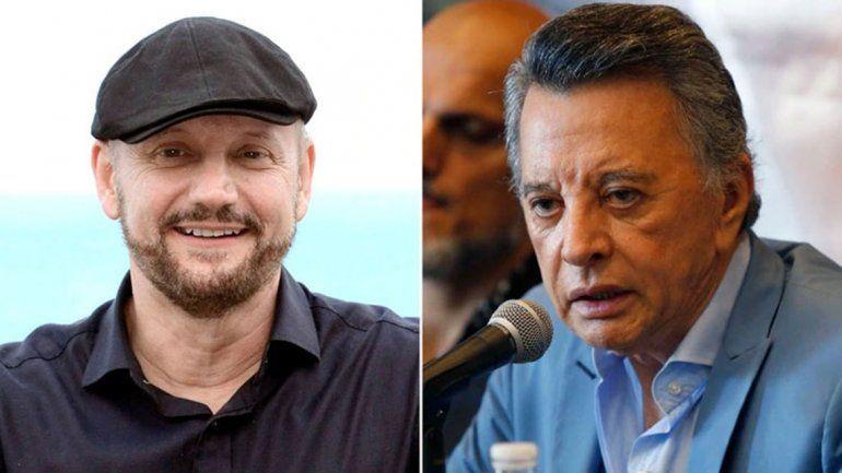 Campanella y Palito Ortega preparan una comedia musical