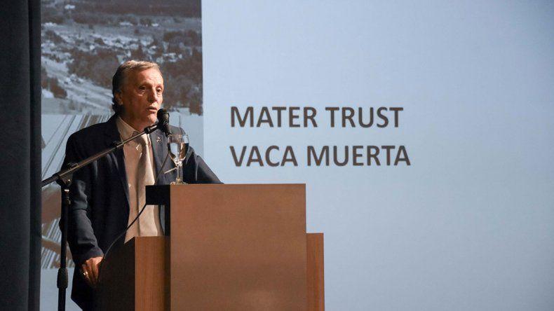 Petroleros presentó el plan de la Ciudad Sanitaria y el desarrollo urbanístico de Añelo