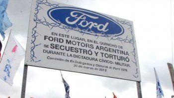 condenan a dos gerentes de ford por los crimenes de la dictadura