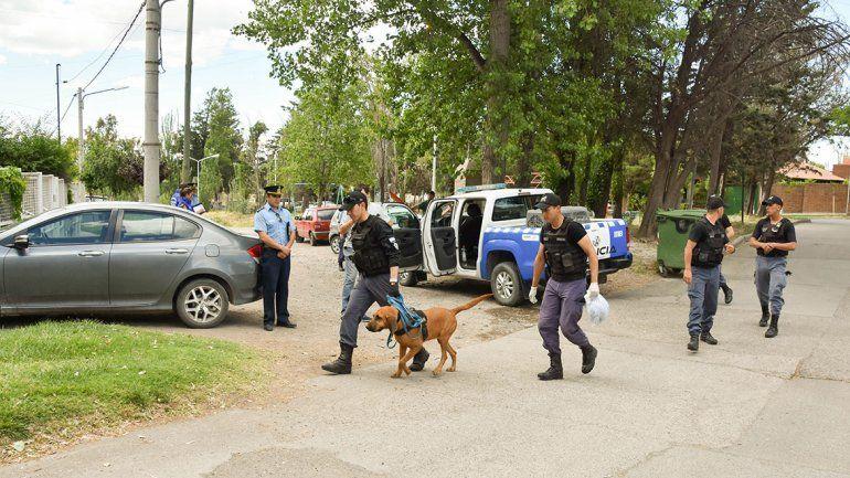 Buscan a un estudiante desaparecido en Alta Barda