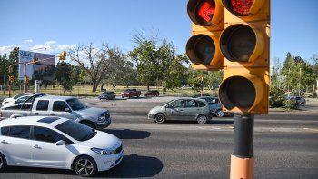 onda verde para los semaforos de la multitrocha